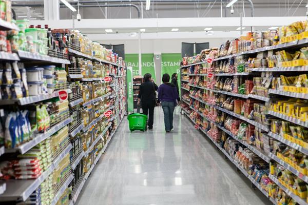 horario supermercados viernes