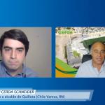 cristian cerda, candidato a alcalde de Quillota conversa sobre sus propuestas